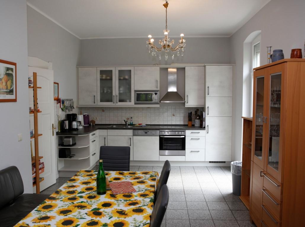 Küche Jugendstilvilla